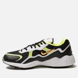 Мужские кроссовки Nike Air Zoom Alpha Black/Volt/Habanero Red/White фото- 2