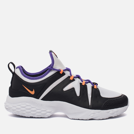 Мужские кроссовки Nike Air Zoom LWP '16 Black/Citrus/White/Deep Violet