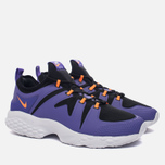 Мужские кроссовки Nike Air Zoom LWP '16 Deep Violet/Citrus/White/Black фото- 2