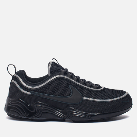 Мужские кроссовки Nike Air Zoom Spiridon '16 Black/Black/Anthracite