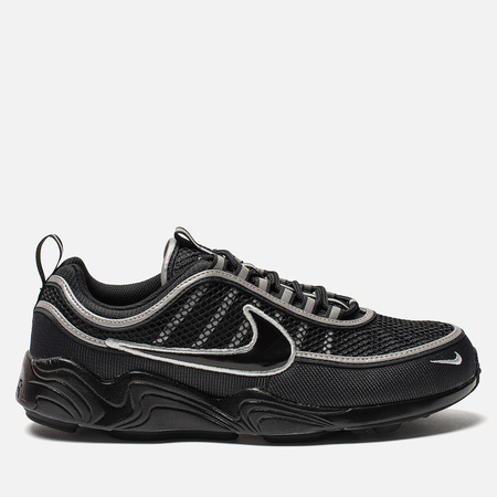 Мужские кроссовки Nike Air Zoom Spiridon '16 Black/Wolf Grey