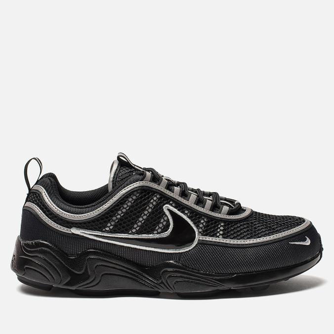 f2a440c8 Мужские кроссовки Nike Air Zoom Spiridon '16 Black/Wolf Grey 926955-008