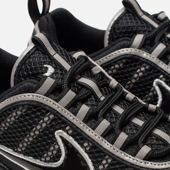 Мужские кроссовки Nike Air Zoom Spiridon '16 Black/Wolf Grey
