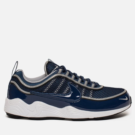 Мужские кроссовки Nike Air Zoom Spiridon '16 Navy/Navy/Wolf Grey/White