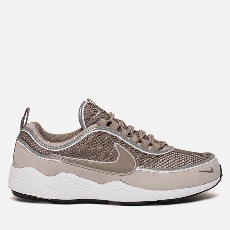 Мужские кроссовки Nike Air Zoom Spiridon '16 SE Moon Particle/Sepia Stone/Sepia Stone