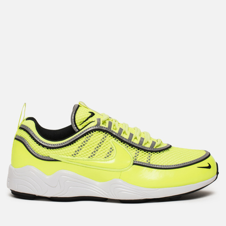 Мужские кроссовки Nike Air Zoom Spiridon '16 Volt/White/Black/Volt Tint