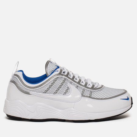 Мужские кроссовки Nike Air Zoom Spiridon '16 White/Pure Platinum/Racer Blue/White