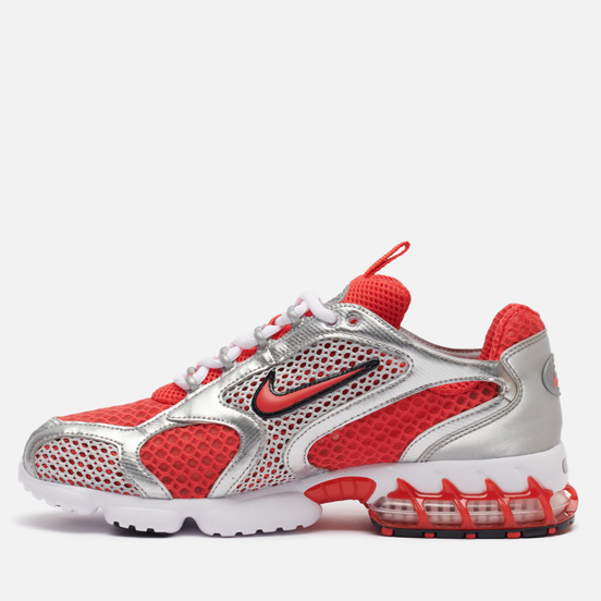 Мужские кроссовки Nike Air Zoom Spiridon Cage 2 Track Red/Track Red/White
