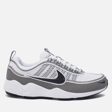 Мужские кроссовки Nike Air Zoom Spiridon White/Black/Light Ash