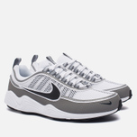 Мужские кроссовки Nike Air Zoom Spiridon White/Black/Light Ash фото- 1