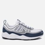 Мужские кроссовки Nike Air Zoom Spiridon White/Silver/Light Midnight фото- 0