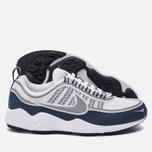 Мужские кроссовки Nike Air Zoom Spiridon White/Silver/Light Midnight фото- 2