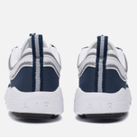 Мужские кроссовки Nike Air Zoom Spiridon White/Silver/Light Midnight фото- 3
