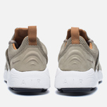 Мужские кроссовки Nike NikeLab Air Zoom Spirimic Bamboo/White/Gum Light Brown фото- 3