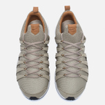 Мужские кроссовки Nike NikeLab Air Zoom Spirimic Bamboo/White/Gum Light Brown фото- 4