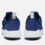 Мужские кроссовки Nike NikeLab Air Zoom Spirimic Loyal Blue/Loyal Blue/Summit White фото- 3