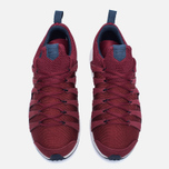 Мужские кроссовки Nike NikeLab Air Zoom Spirimic Team Red/White/Obsidian фото- 4