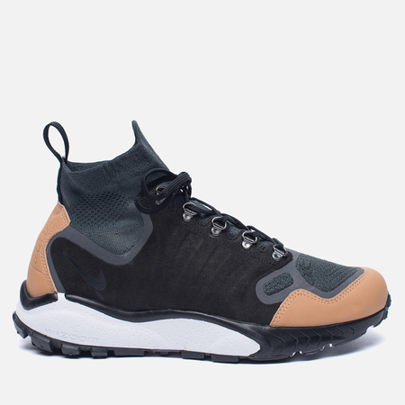 Мужские кроссовки Nike Air Zoom Talaria Mid Flyknit Premium Anthracite/Black/Dark Grey