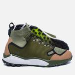 Мужские кроссовки Nike Air Zoom Talaria Mid Flyknit Premium Palm Green/Legion Green фото- 2