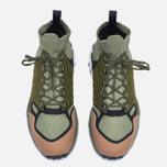 Мужские кроссовки Nike Air Zoom Talaria Mid Flyknit Premium Palm Green/Legion Green фото- 4