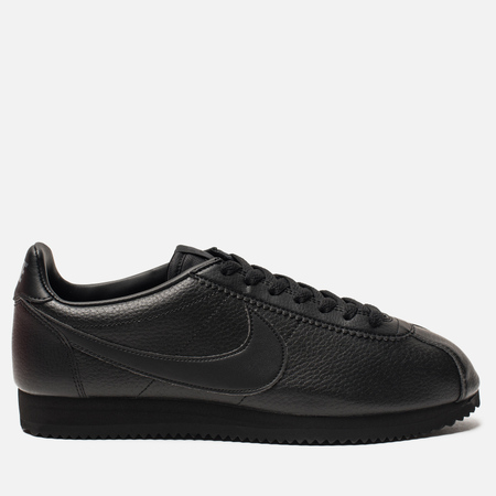 Мужские кроссовки Nike Classic Cortez Leather Black/Black/Anthracite