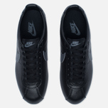 Мужские кроссовки Nike Classic Cortez Leather Black/Dark Grey/White фото- 4