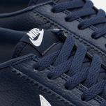 Мужские кроссовки Nike Classic Cortez Leather Midnight Navy/White фото- 5