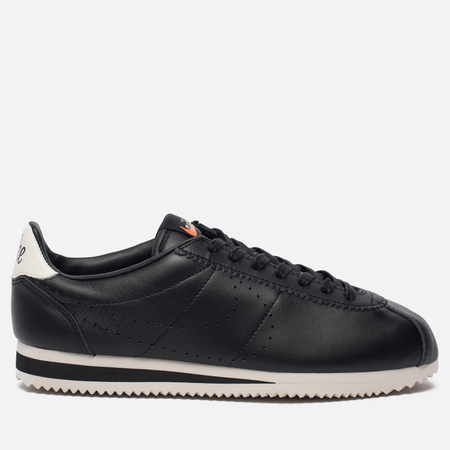 Мужские кроссовки Nike Classic Cortez Leather Premium Black/Black/Light Orewood Brown