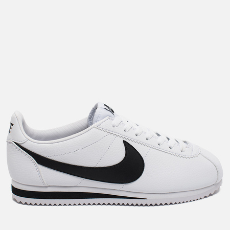 Мужские кроссовки Nike Classic Cortez Leather White/Black