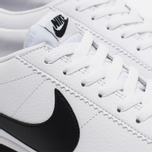 Мужские кроссовки Nike Classic Cortez Leather White/Black фото- 5