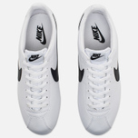 Мужские кроссовки Nike Classic Cortez Leather White/Black фото- 4