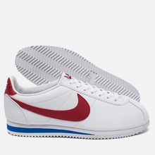Мужские кроссовки Nike Classic Cortez Leather White/Varsity Royal/Varsity Red фото- 2