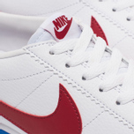 Мужские кроссовки Nike Classic Cortez Leather White/Varsity Royal/Varsity Red фото- 3