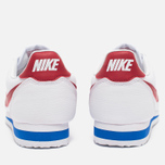Мужские кроссовки Nike Classic Cortez Leather White/Varsity Royal/Varsity Red фото- 5