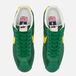Мужские кроссовки Nike Classic Cortez Nylon AW Pine Green/Opti Yellow/Sail фото- 4