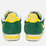 Мужские кроссовки Nike Classic Cortez Nylon AW Pine Green/Opti Yellow/Sail фото- 3