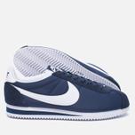 Мужские кроссовки Nike Classic Cortez Nylon Obsidian/White фото- 1