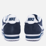 Мужские кроссовки Nike Classic Cortez Nylon Obsidian/White фото- 3