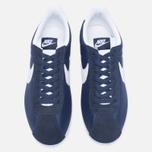 Мужские кроссовки Nike Classic Cortez Nylon Obsidian/White фото- 4