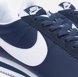 Мужские кроссовки Nike Classic Cortez Nylon Obsidian/White фото- 5