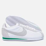 Мужские кроссовки Nike Classic Cortez Nylon Premium Ivory/Pale Grey/Pine Green фото- 2