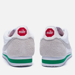 Мужские кроссовки Nike Classic Cortez Nylon Premium Ivory/Pale Grey/Pine Green фото- 3