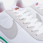 Мужские кроссовки Nike Classic Cortez Nylon Premium Ivory/Pale Grey/Pine Green фото- 5