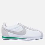 Мужские кроссовки Nike Classic Cortez Nylon Premium Ivory/Pale Grey/Pine Green фото- 0