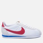 Мужские кроссовки Nike Classic Cortez Nylon Premium QS White/Varsity Red/Varsity Royal фото- 0