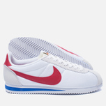 Мужские кроссовки Nike Classic Cortez Nylon Premium QS White/Varsity Red/Varsity Royal фото- 2