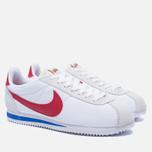 Мужские кроссовки Nike Classic Cortez Nylon Premium QS White/Varsity Red/Varsity Royal фото- 1