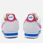 Мужские кроссовки Nike Classic Cortez Nylon Premium QS White/Varsity Red/Varsity Royal фото- 3