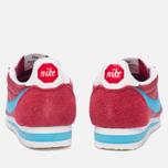 Мужские кроссовки Nike Classic Cortez Nylon Premium Stop Sign Varsity Red/Chlorine Blue фото- 3