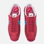 Мужские кроссовки Nike Classic Cortez Nylon Premium Stop Sign Varsity Red/Chlorine Blue фото- 4